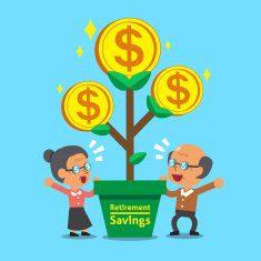 Senior retirement savings