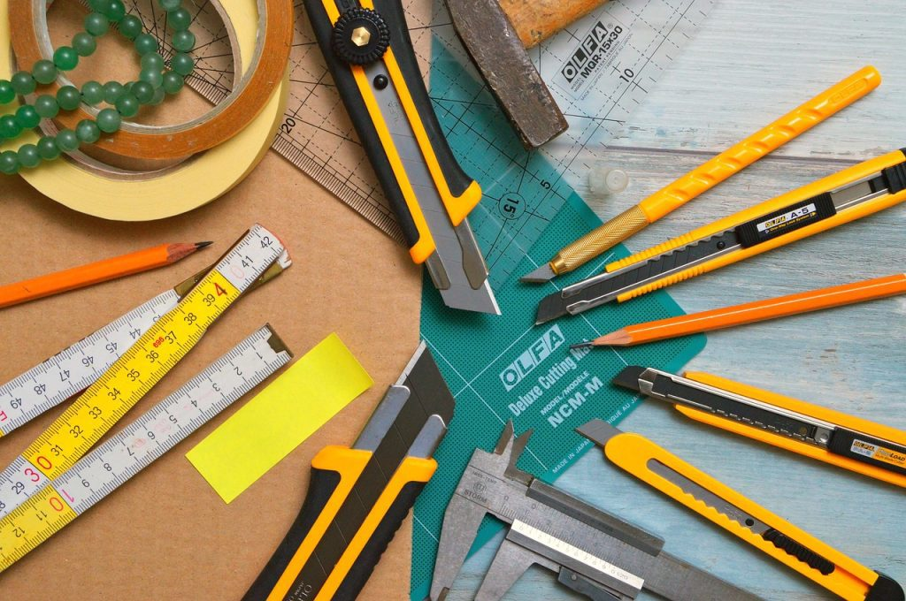 Cutting materials