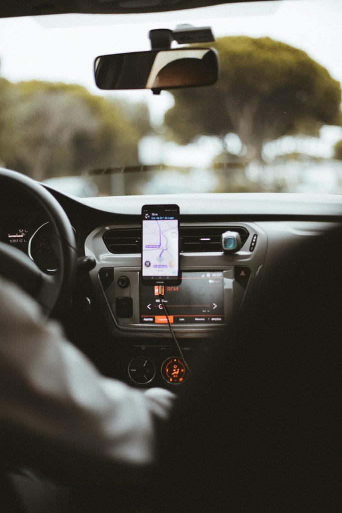 Uber ride-sharing