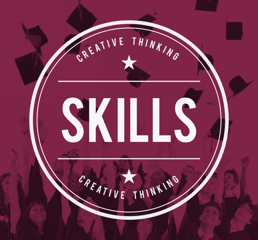 Get skills and experience