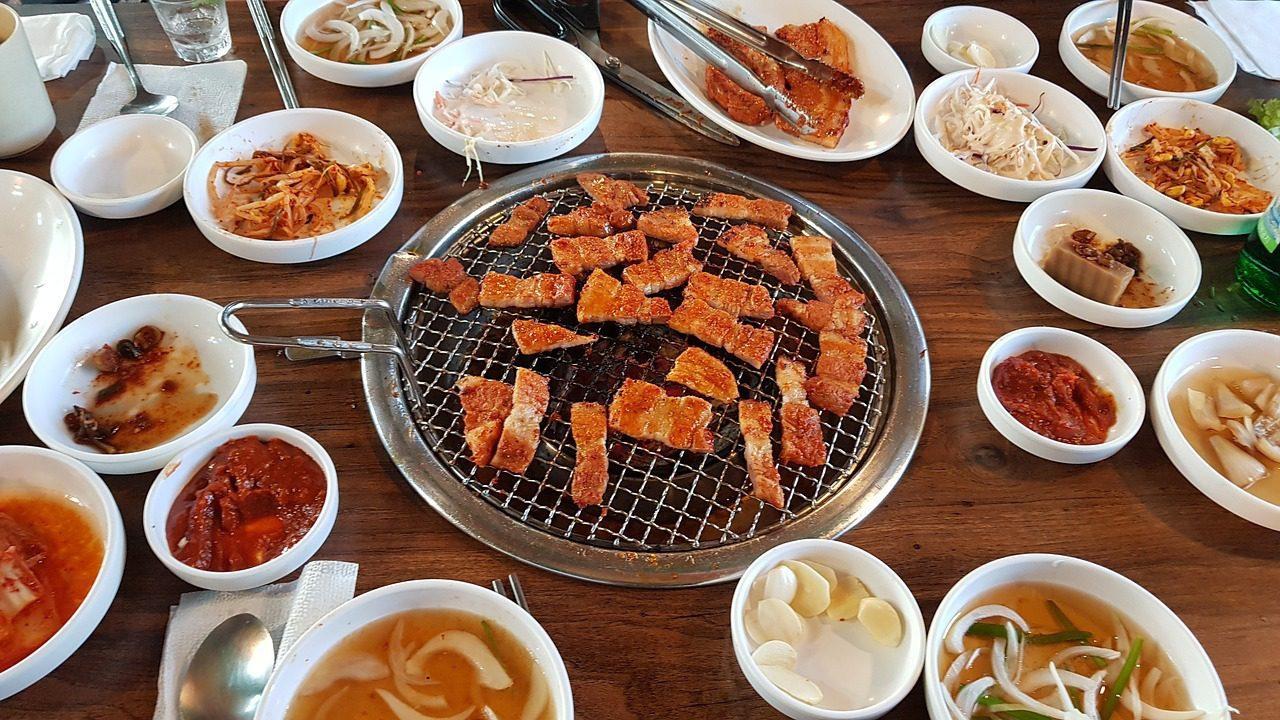 American vs Korean BBQ: Major Differences