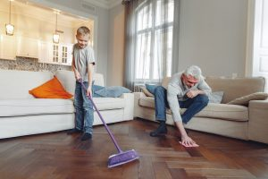 Running Your Home Like a Well-Oiled Machine