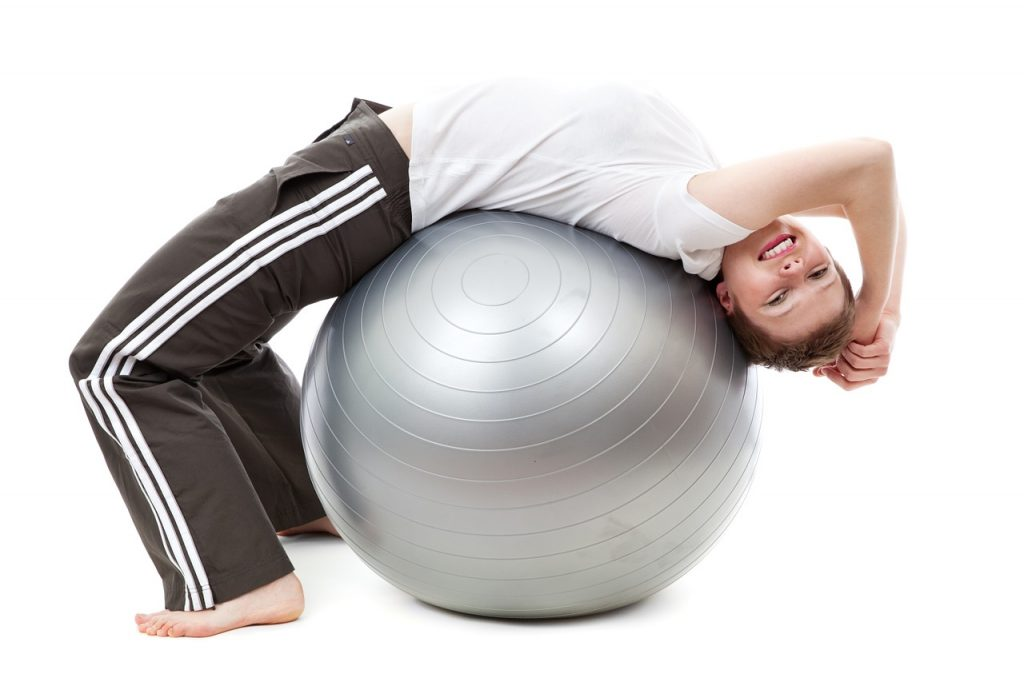 Bodyball workout