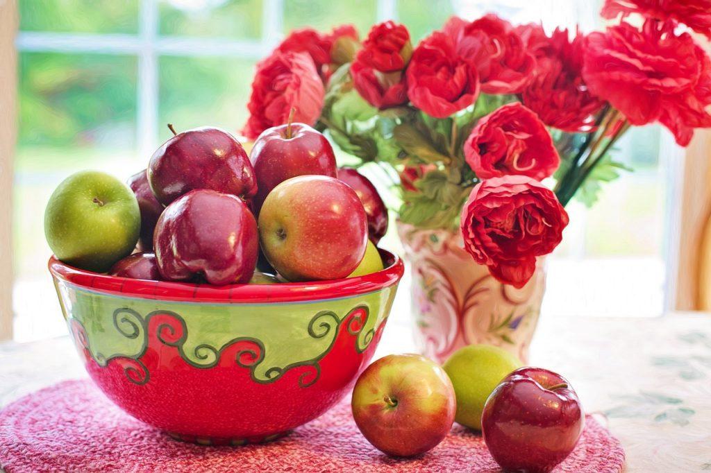 Eat winter fruit