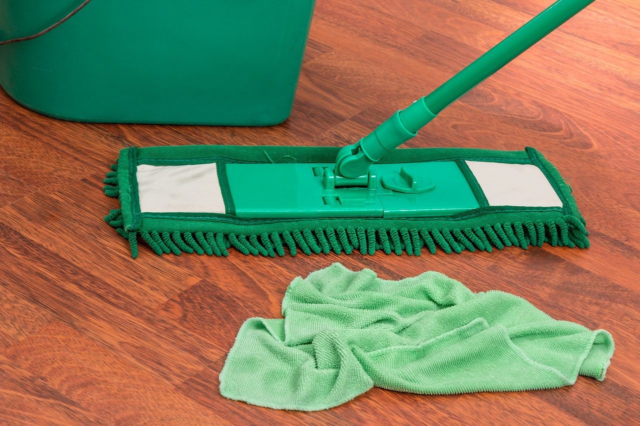 You are currently viewing How to Get Stains, Dirt, Scratches & More Out of Hard Floors