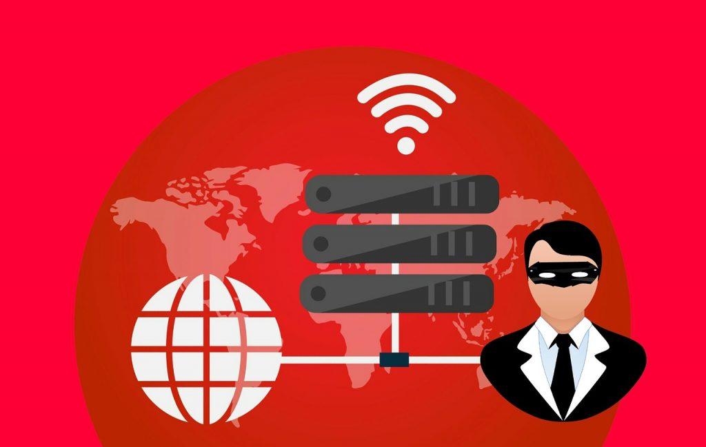 VPN hides your identity