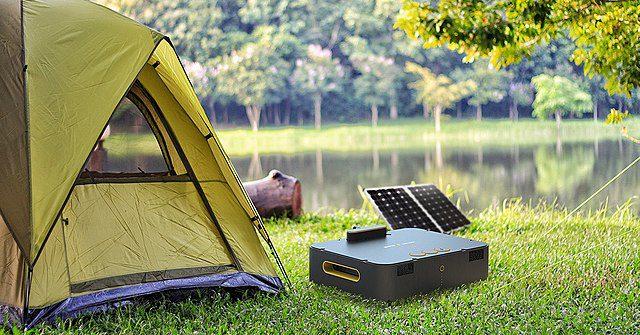 Solar recharging