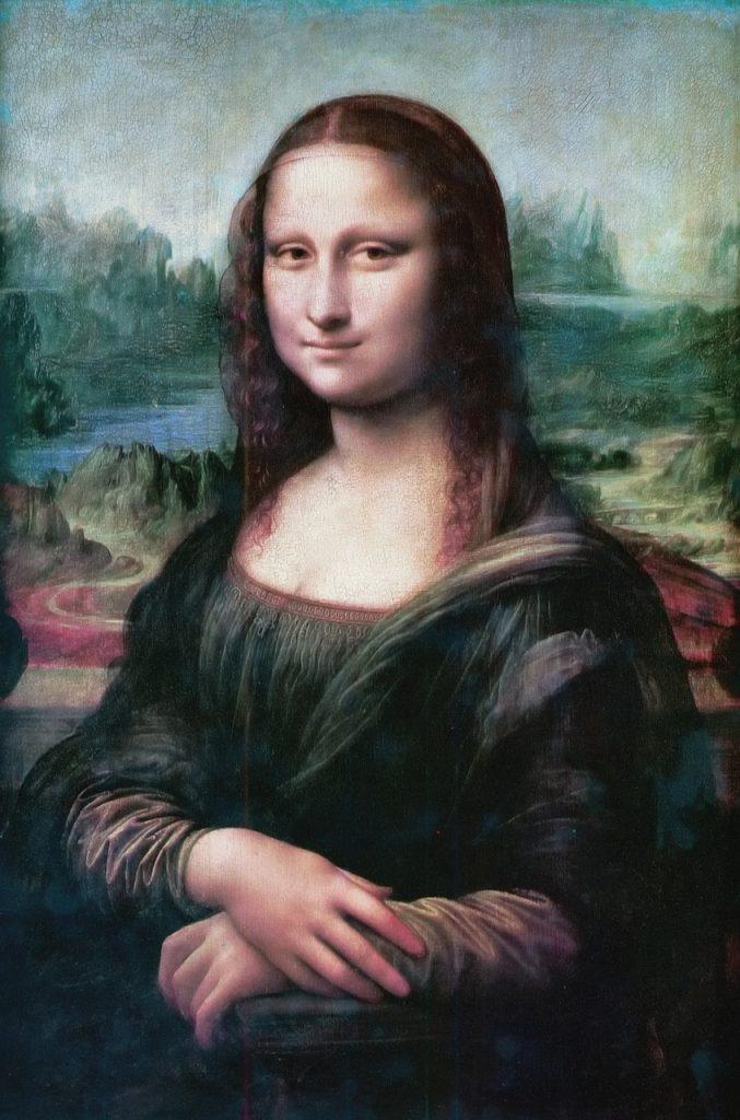 """Mona Lisa"" by DaVinci"