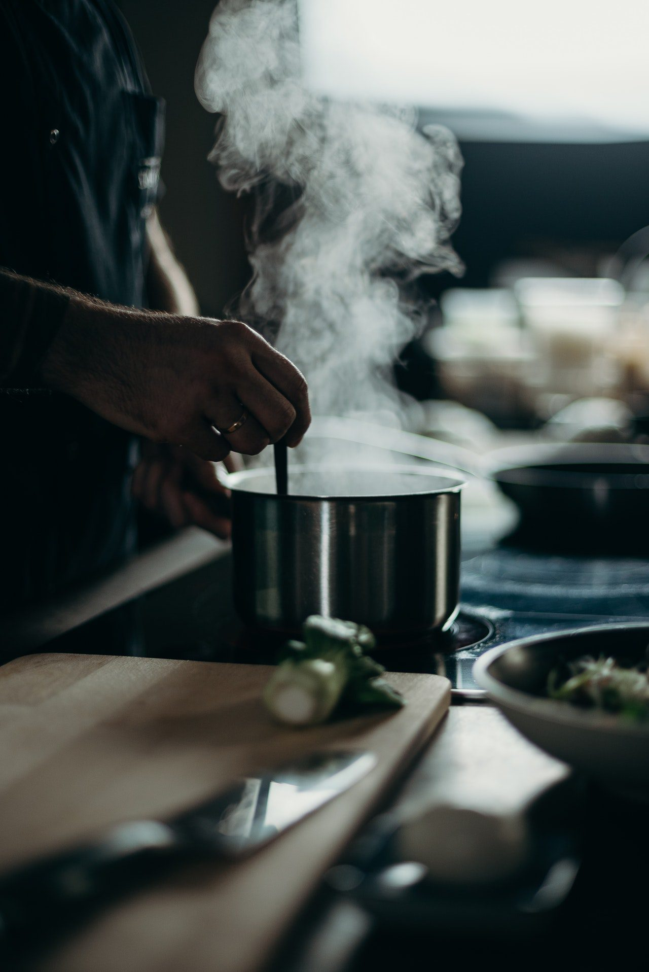The World of Cooking