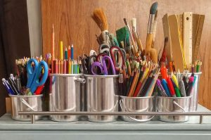 Read more about the article 4 Awesome Storage Ideas for Your Craft Room
