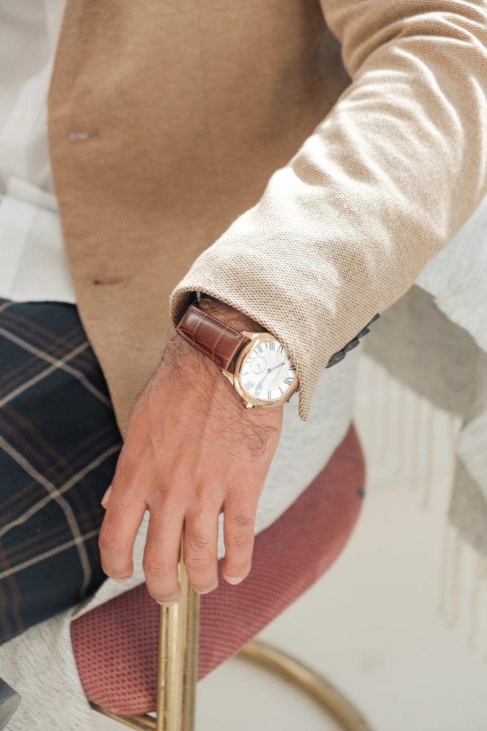 Anniversary watch gift