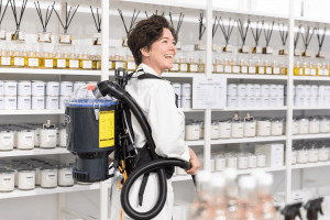 Read more about the article Benefits of Cordless Backpack Vacuums in Hard to Clean Places