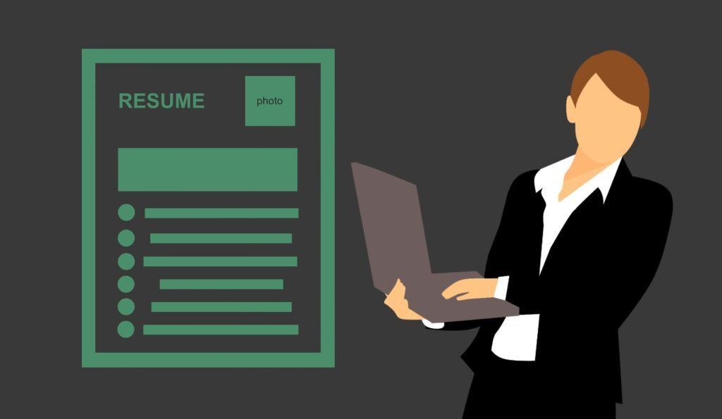 Career resume hiring