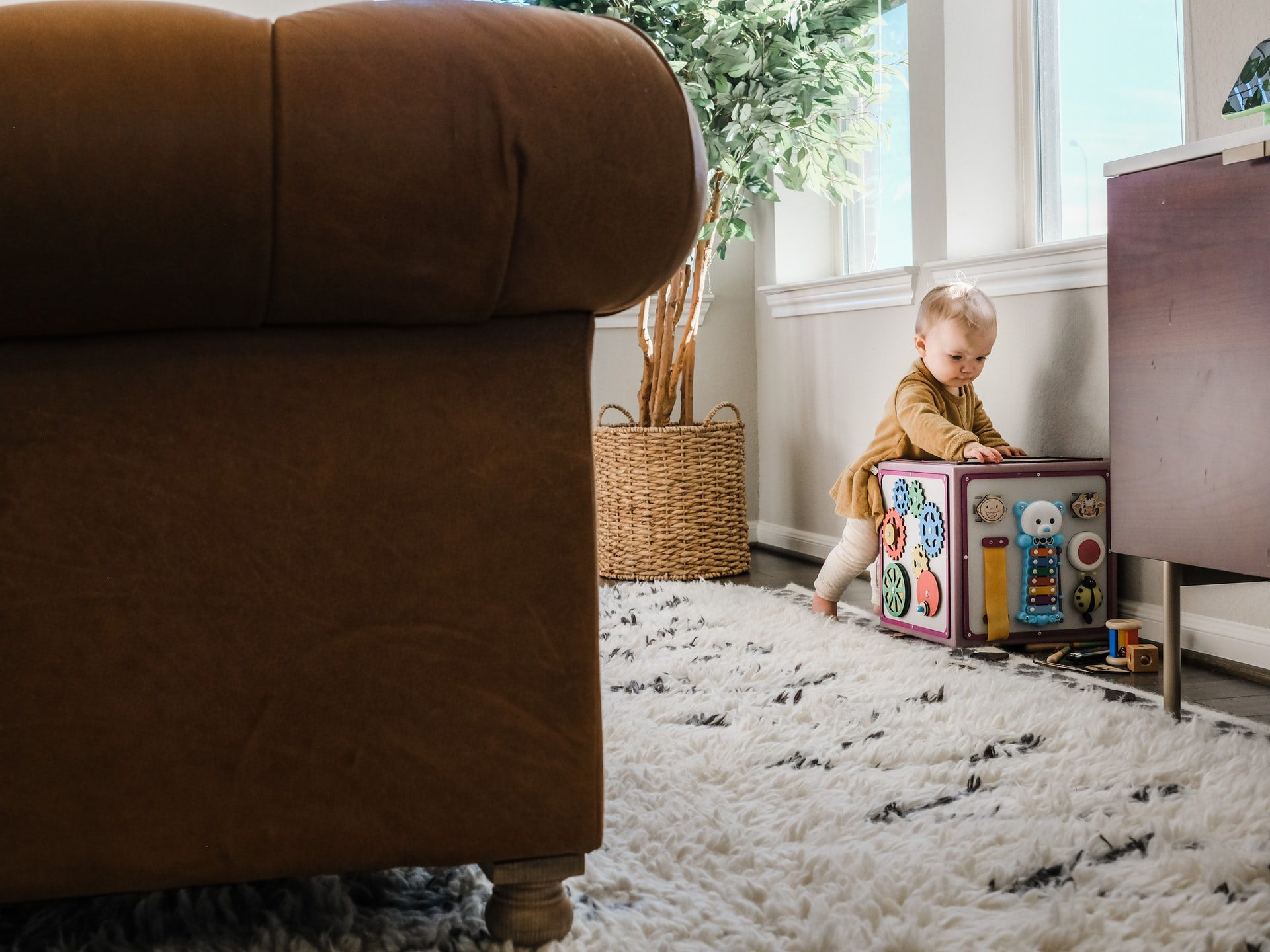 You are currently viewing 6 Things You Can Find in A House with a Toddler