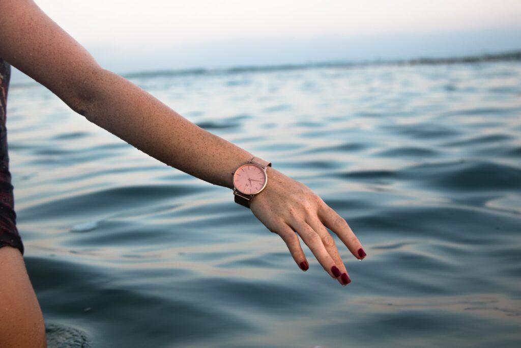 Water Resistance watch