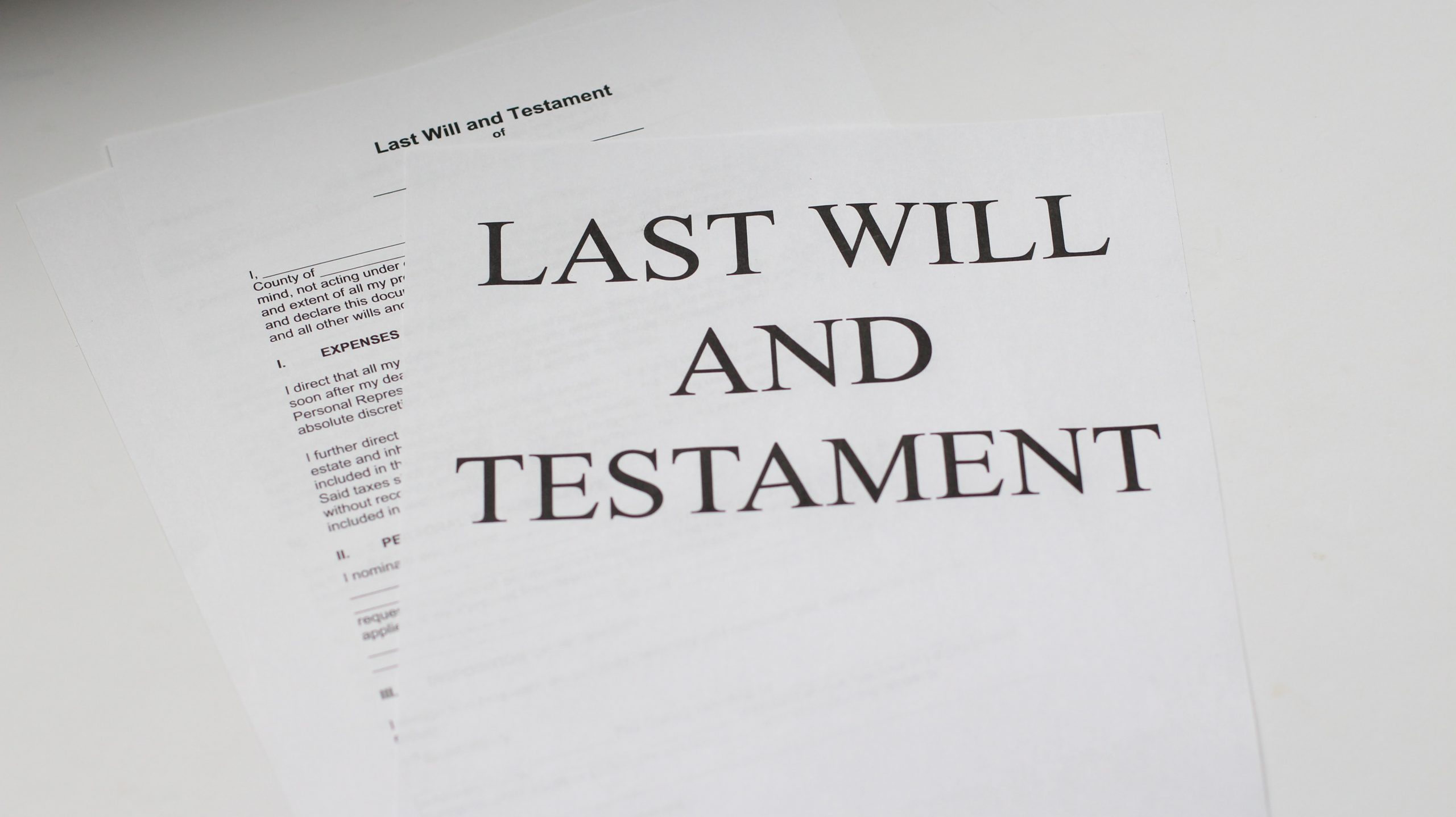 You are currently viewing Useful Things You Should Know About Setting up a Will