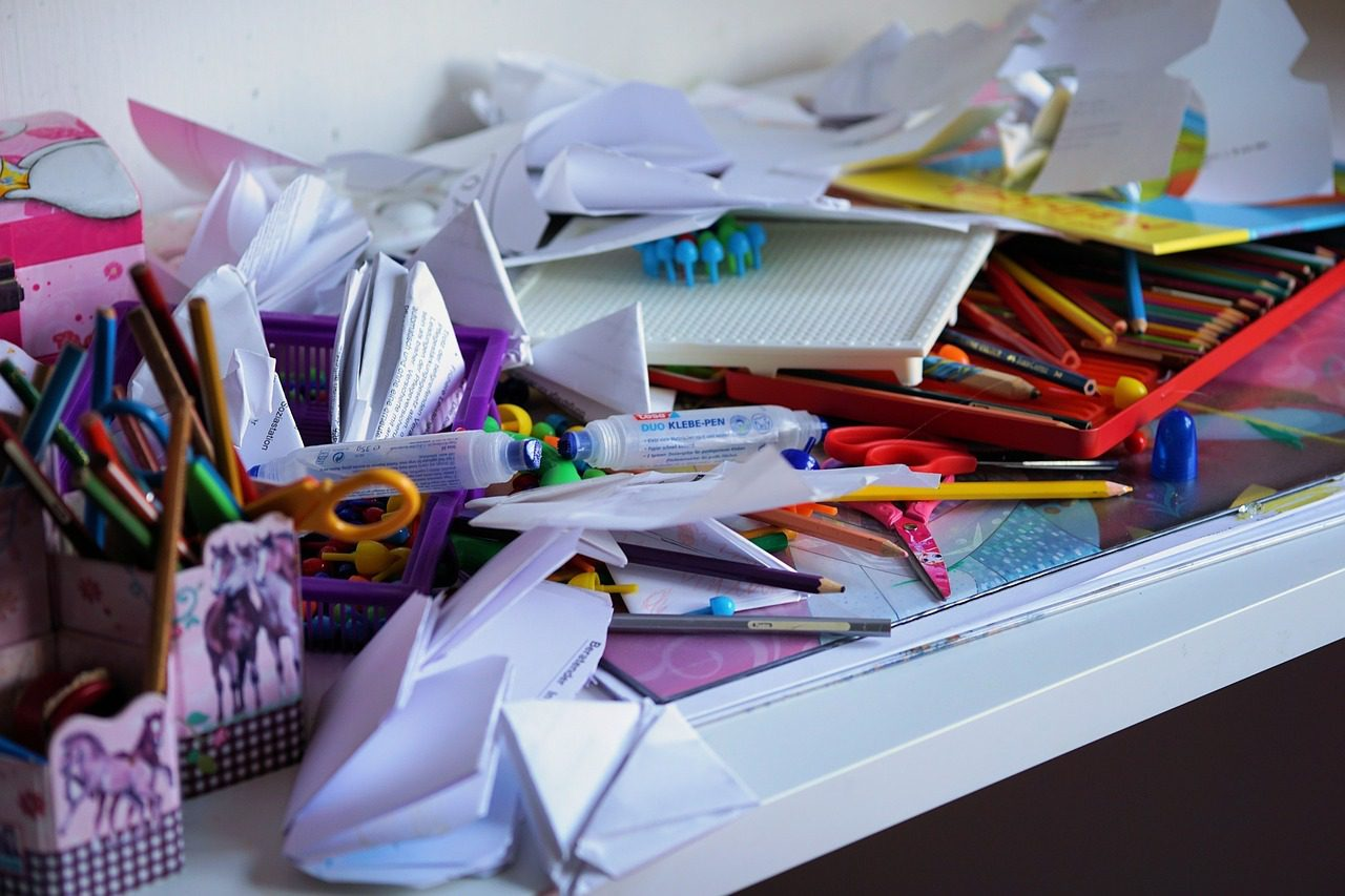 You are currently viewing 5 Mistakes You Shouldn't Make When You Declutter the Office