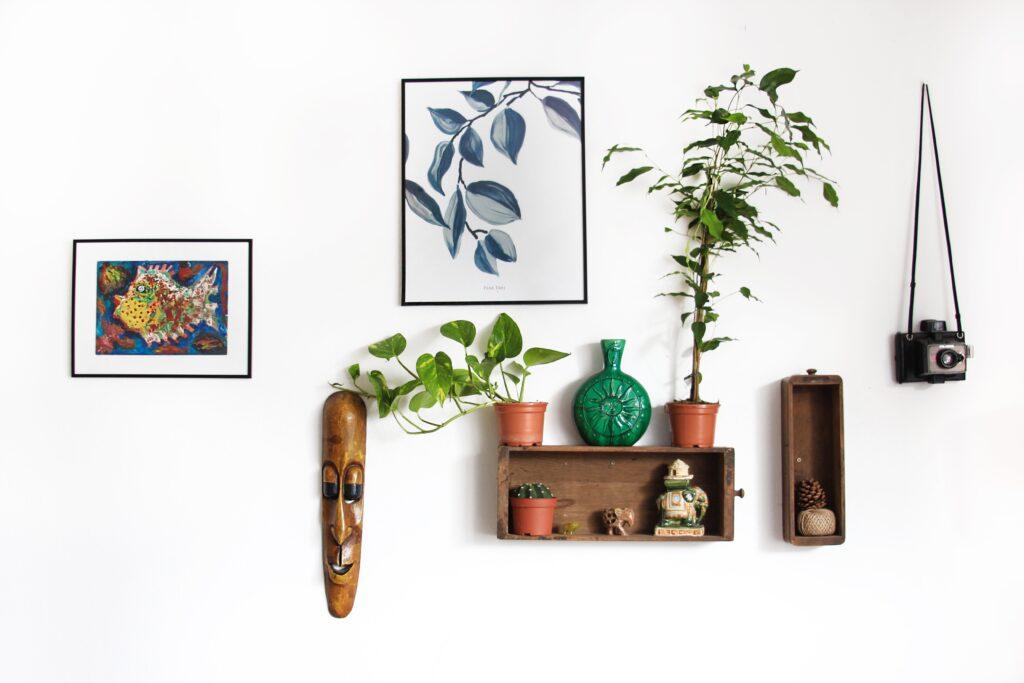decorate walls