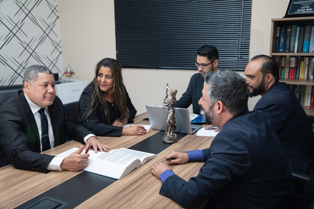 Get an experienced lawyer