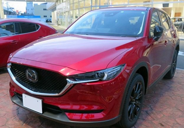You are currently viewing The CX-5 – A Mazda Made for the Future