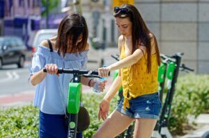 Read more about the article 5 Reasons Electric Scooters Are the Most Popular Ride for Young Adults